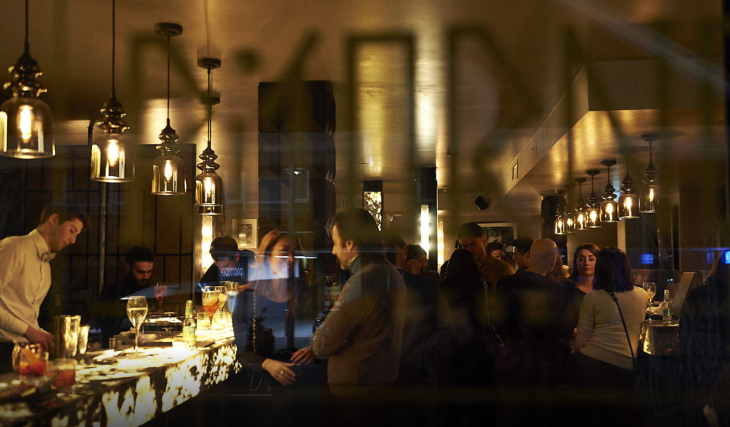 ritorno, best bars for sparkling wine in london