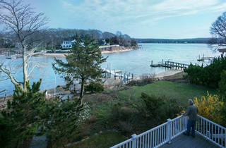Waterfront Modernism in Sag Harbor, NY