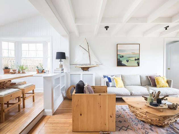 Four-Bedroom Between Sole East and Fort Pond in Montauk, NY