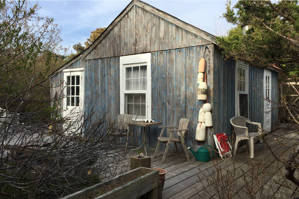 Mid-Century Beach Cottage in Fire Island, NY