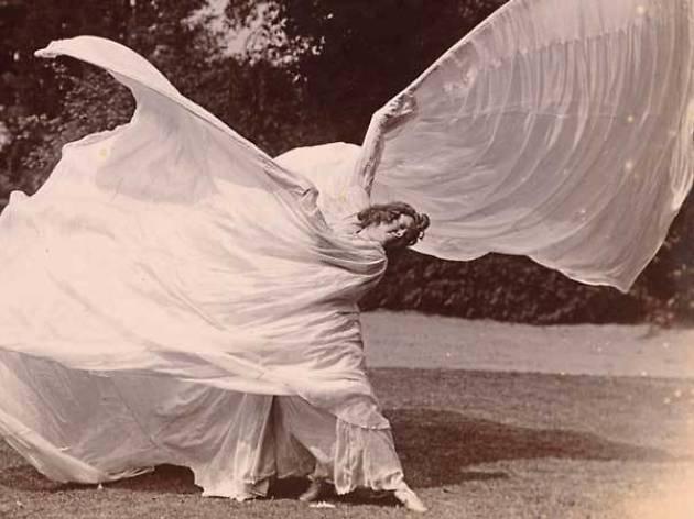 La danza del viento