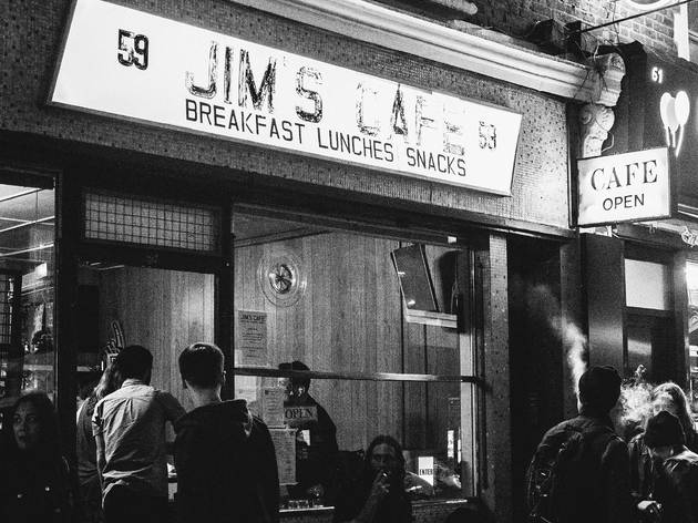 Jim's Café