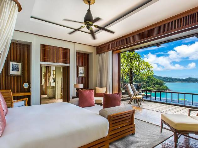 The 11 best hotels in the Seychelles