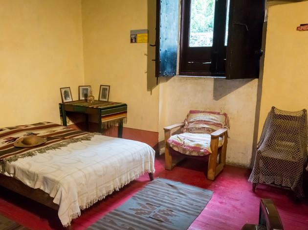 Museo Casa León Trotsky (Foto: Alejandra Gutiérrez )
