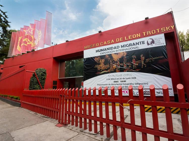 Museo Casa de León Trotsky