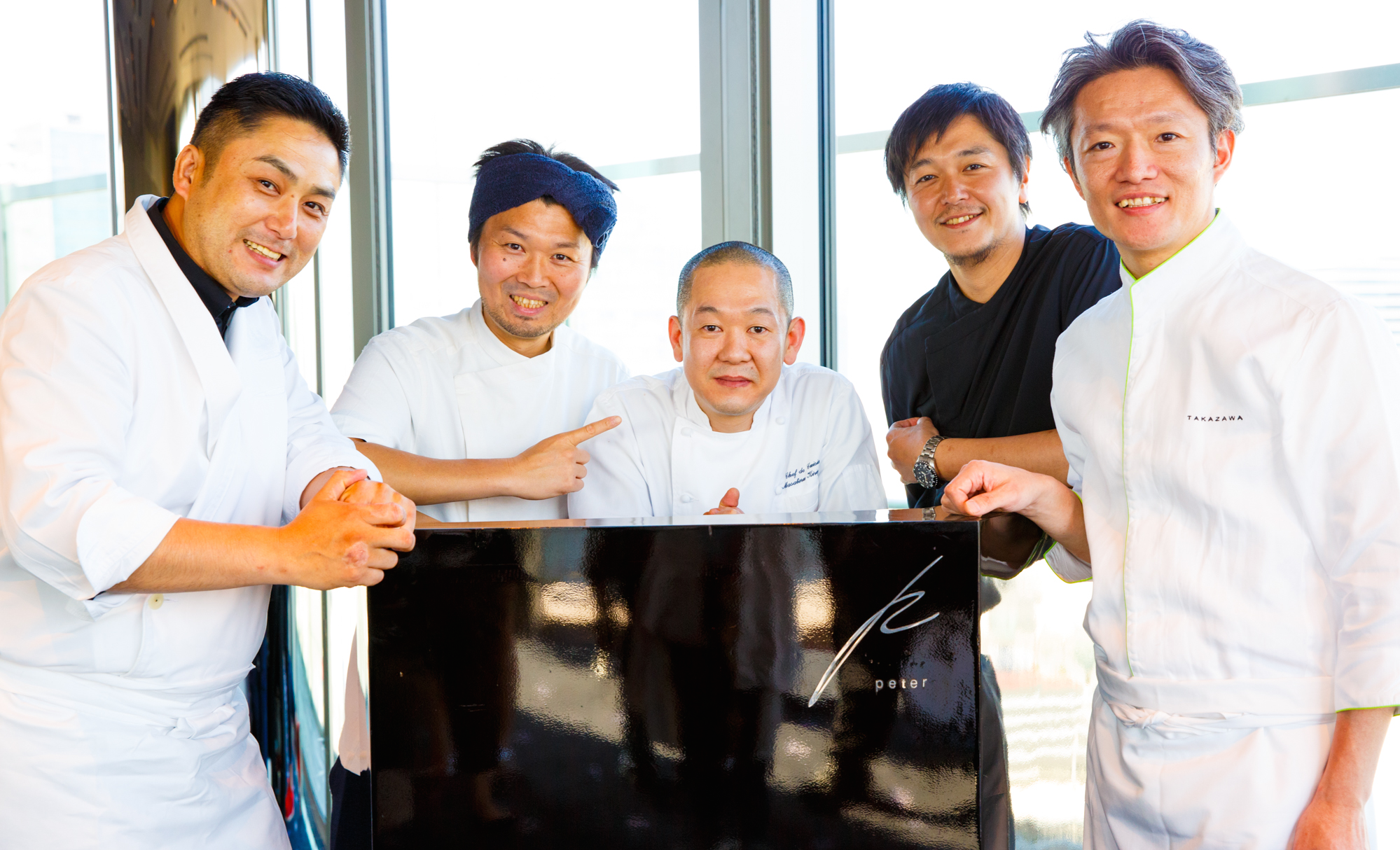 Peter X Artisan Chefs of Japan