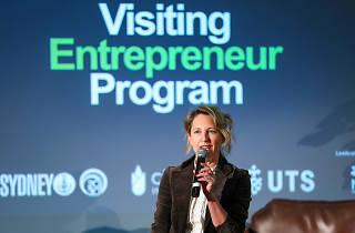 Visiting Entrepreneur Program