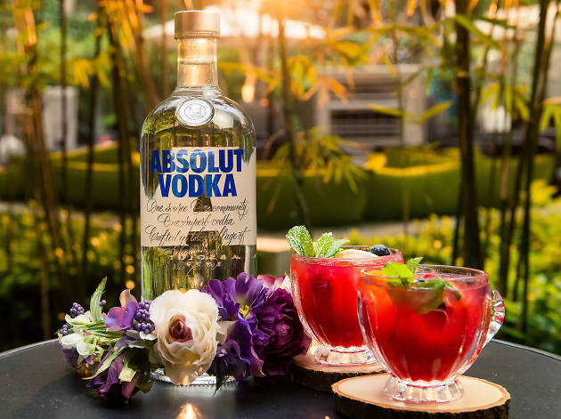 Absolut Vodka The Vibes