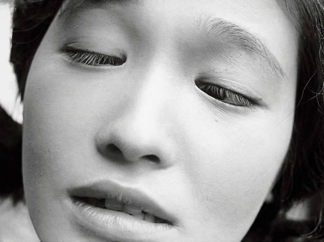 Eiko Oshima, actriu en la pel·lícula Shiiku (La presa), 1961