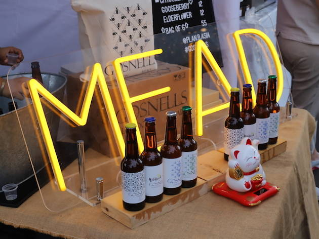 Mead beer from Plan B Asia