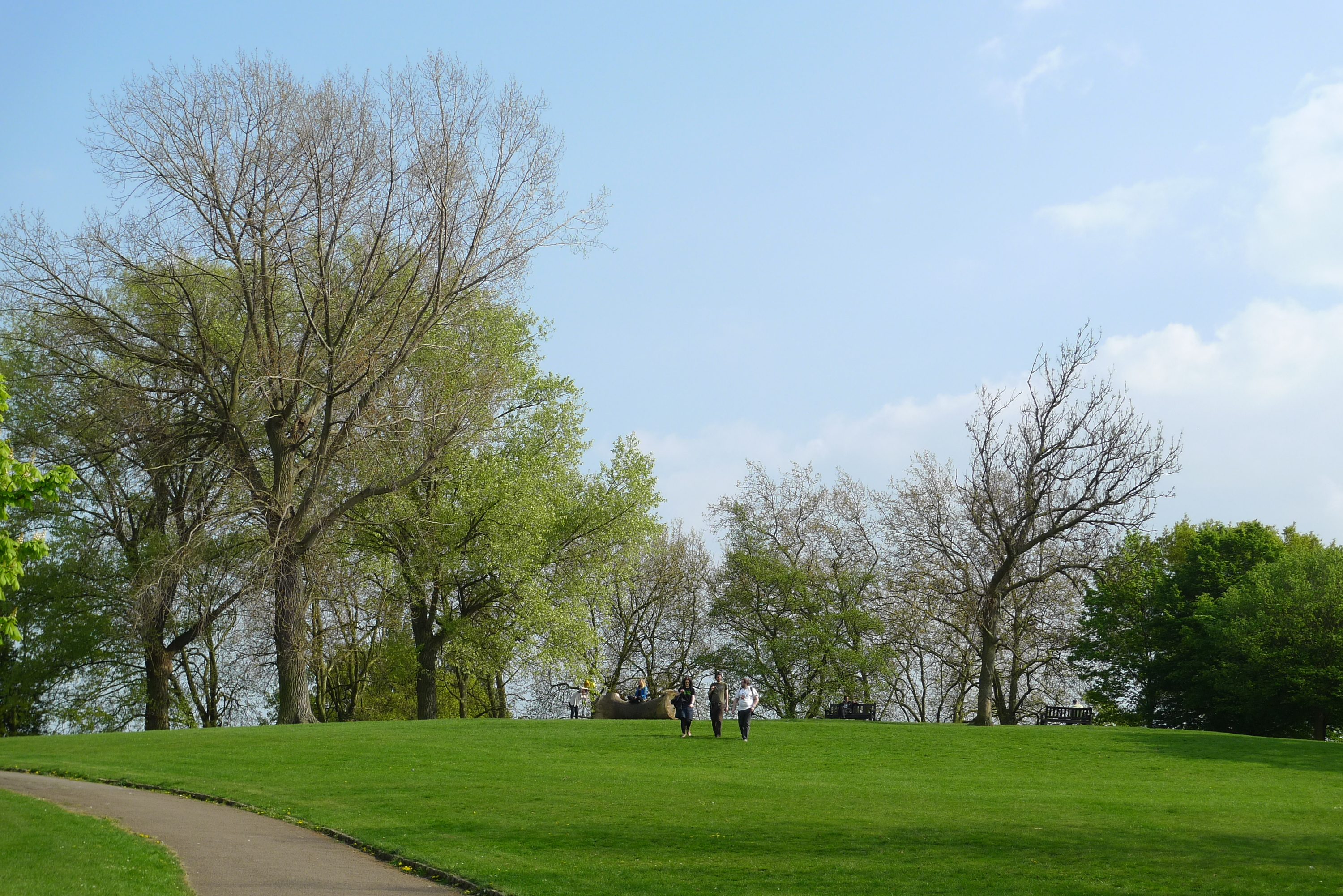 Chill: Roundwood Park