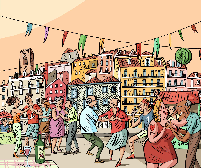 O melhor das Festas de Lisboa 2018