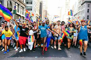 2017 NYC LGBT Pride