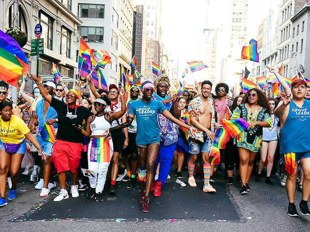 Out-of-towners on WorldPride