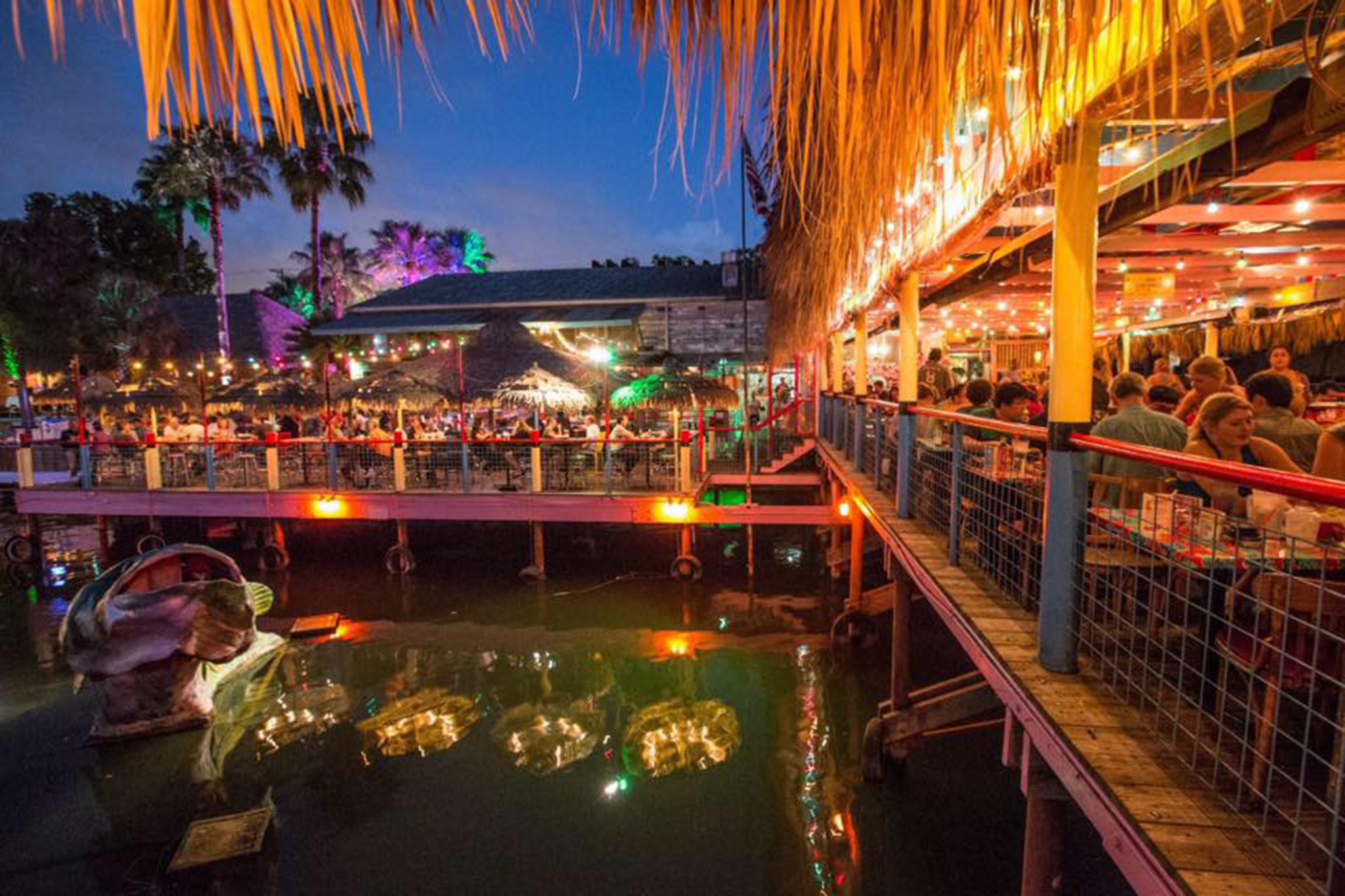 Hula Hut Restaurants In Lions Austin