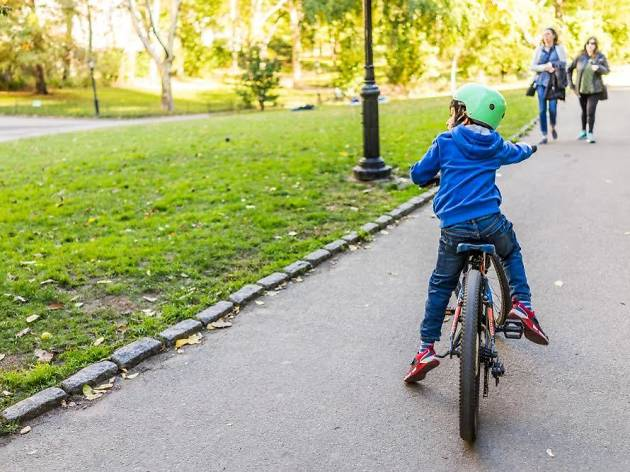 NYC Parks will help your kids learn to bike this summer