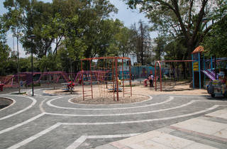 Jardín Pushkin (Foto: Alejandra Carbajal)