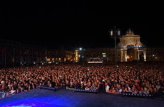 Abertura das Festas de Lisboa