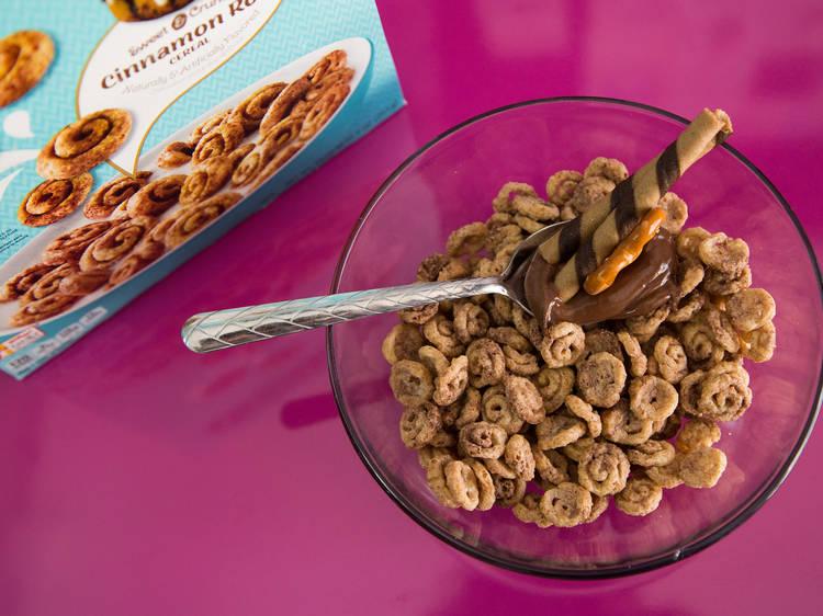 Crispy Cereal Bar