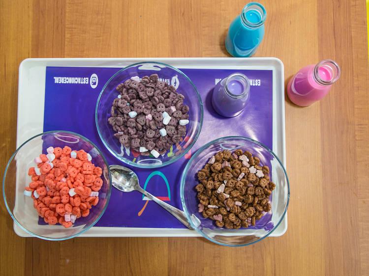 Estación Cereal