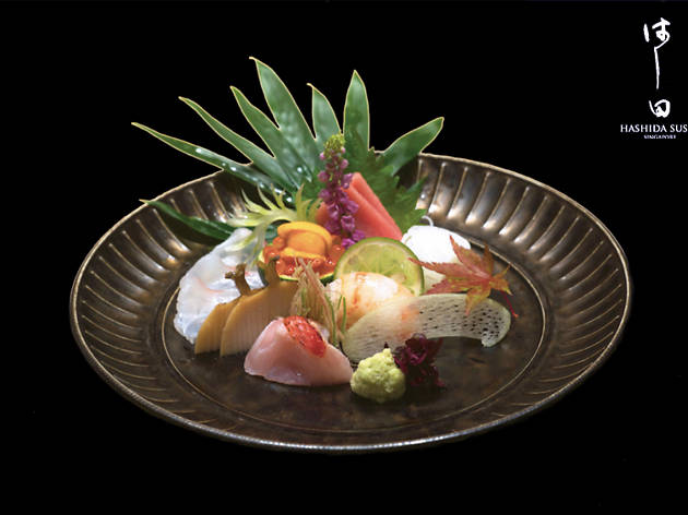 Sashimi by Hatch
