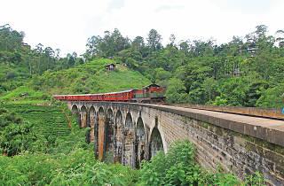 Train rides to Haputale
