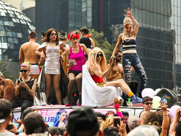 Marcha del orgullo LGBTTTI: guía de supervivencia
