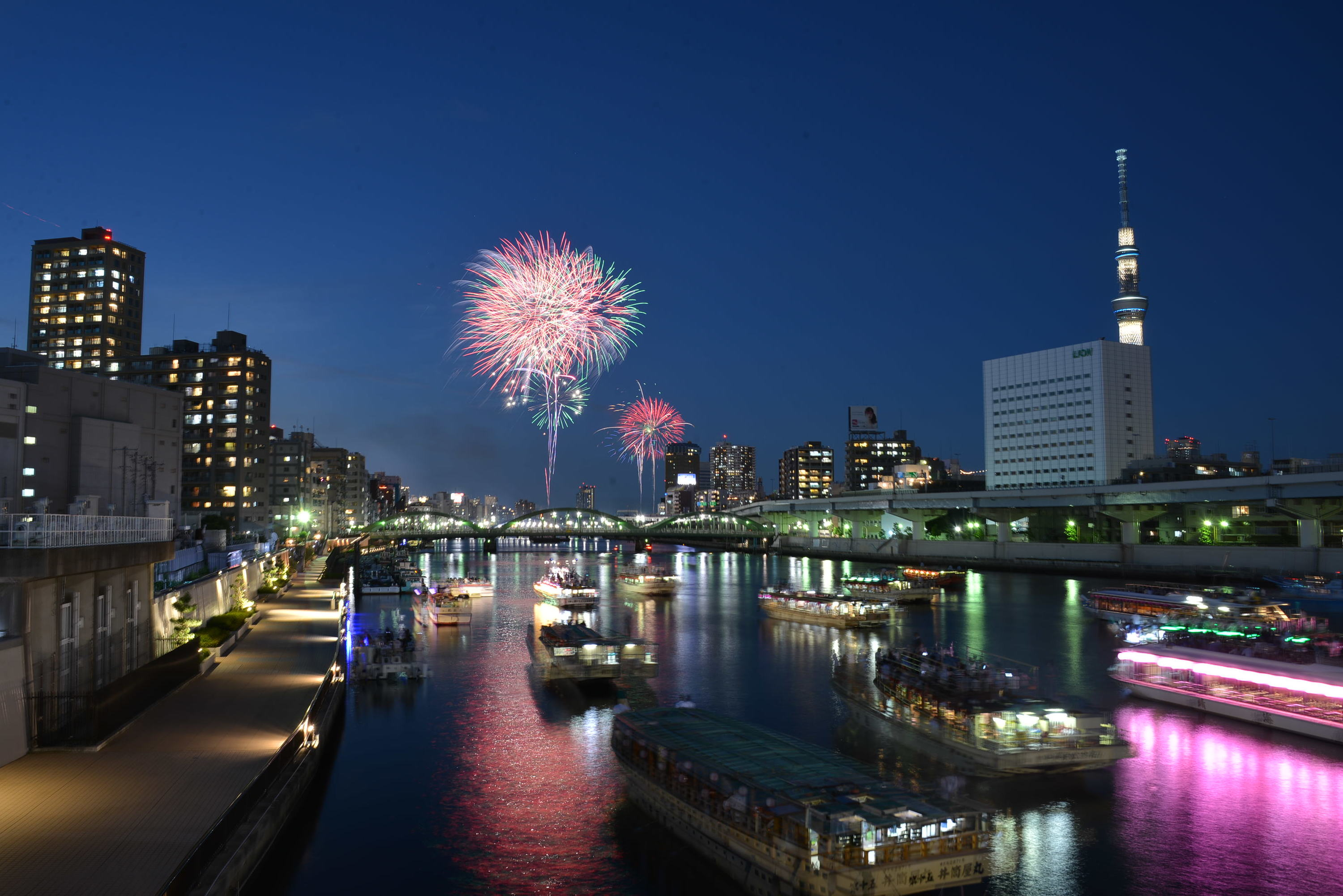 Five traditional Japanese festivals you should go to in Tokyo this weekend