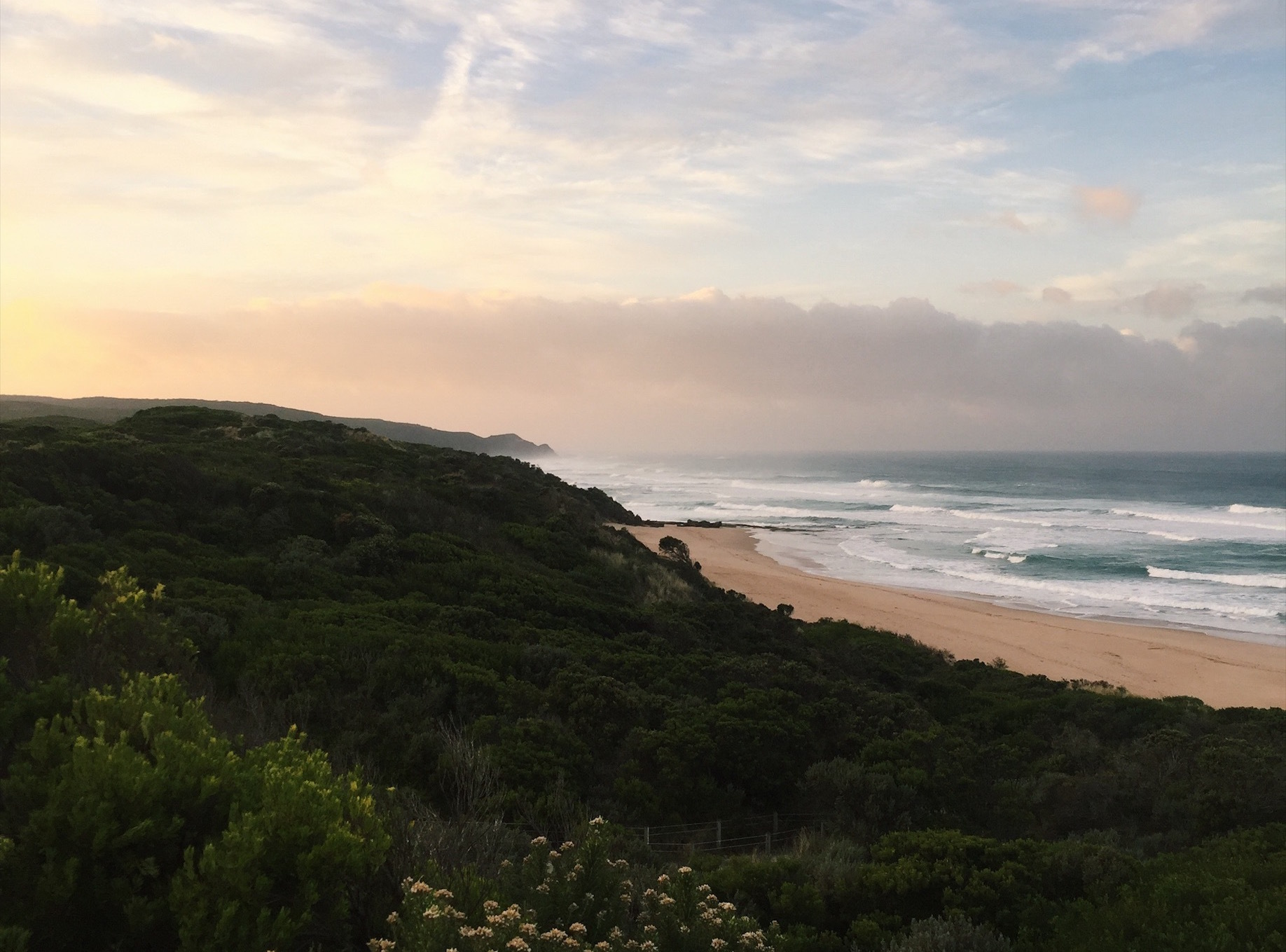 Great Ocean Walk Johanna Beach