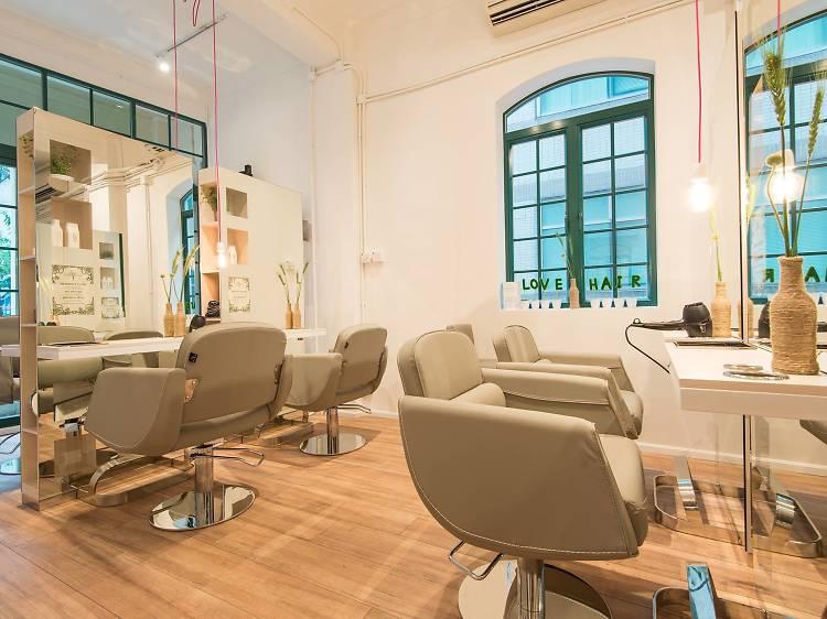 The best hair salons in Hong Kong