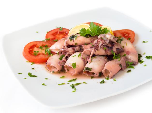 Jornades gastronòmiques de la sèpia a l'Escala i Torroella i l'Estartit