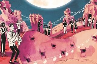 Nits jazz al terrat de La Pedrera 2018