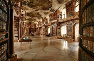 Stiftsbibliothek St Gallen