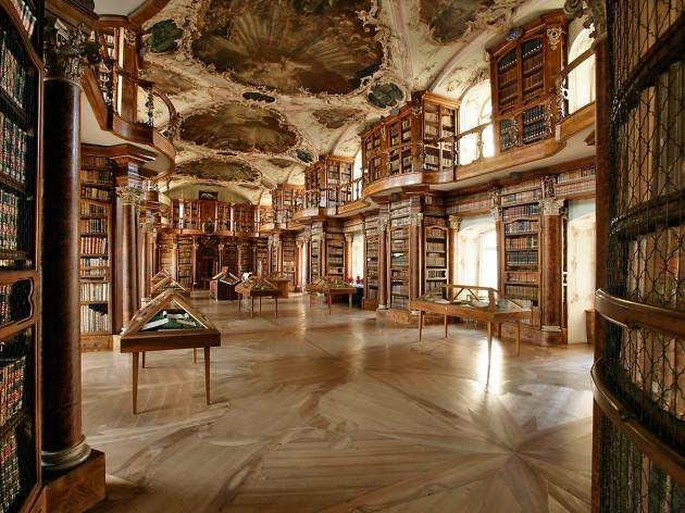 The ten best book venues around Switzerland