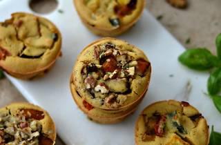 Workshop de aperitivos e snacks vegan