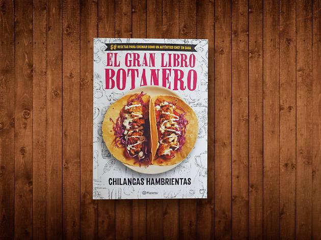 El gran libro botanero de Chilangas hambrientas