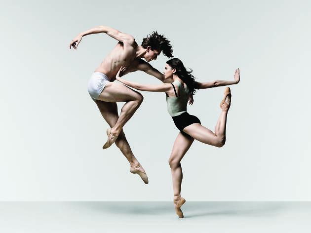 Verve The Australian Ballet 2018