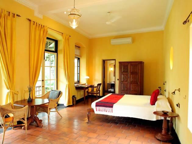 Old Harbour Hotel, Kochi