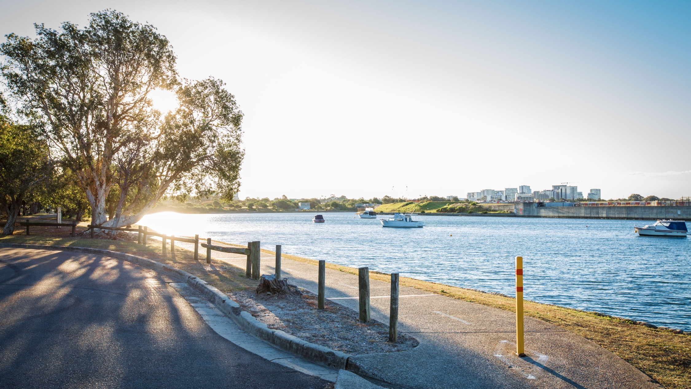 Cooks River to Brighton Le sands