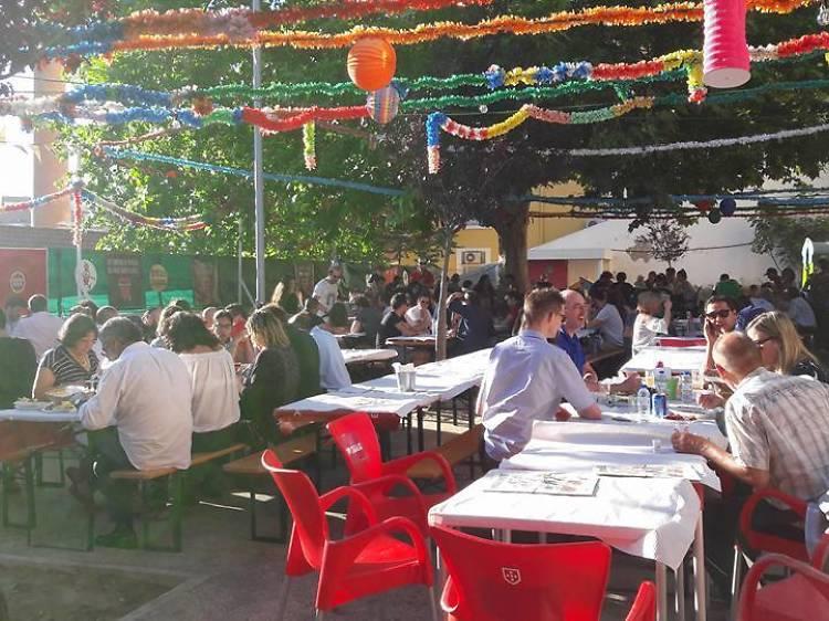 Don't miss the Santos Populares festivity