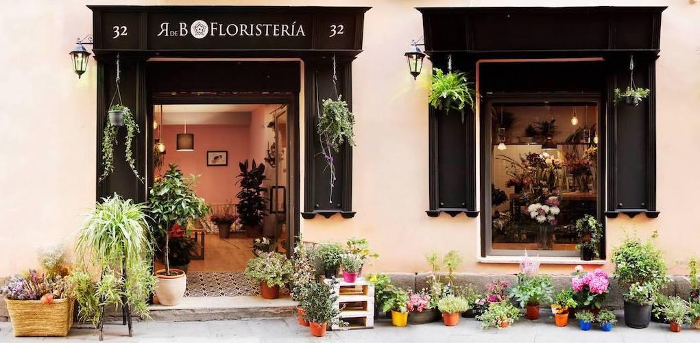 Floristerías con encanto de Madrid f03190e6ef989