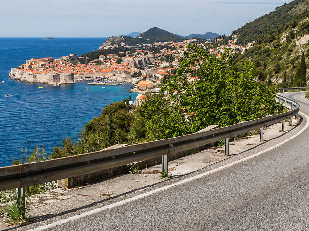 How to get from Dubrovnik to Split
