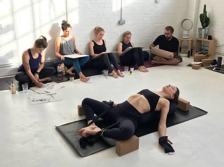 Yoga Life Draw
