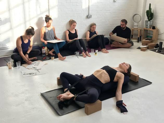 The Best Life Drawing Classes In London
