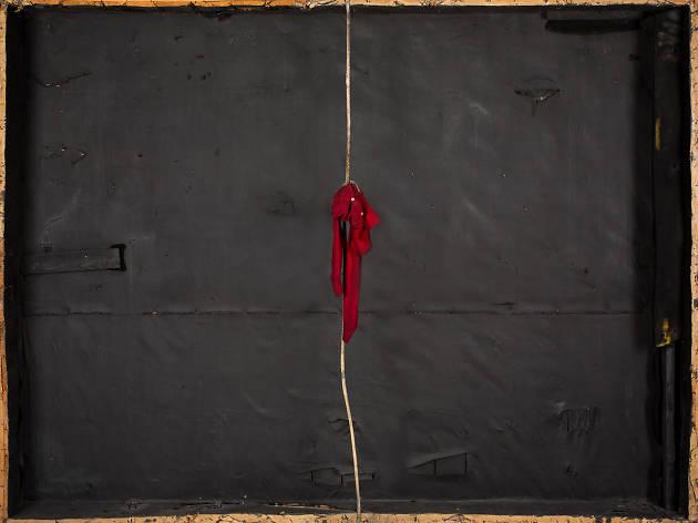 Antoni Tàpies. Biografia política