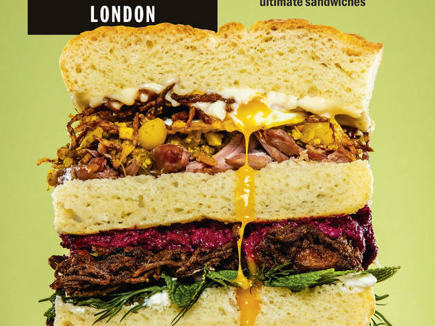 2482 COVER London's Best Sandwiches.indd