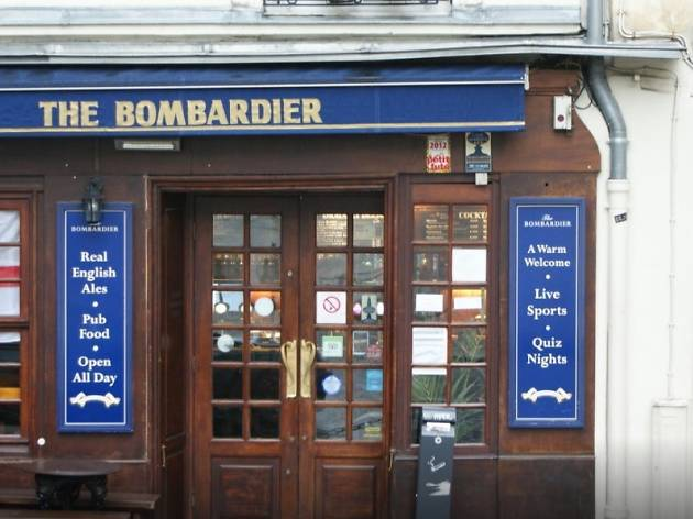 The Bombardier Pub