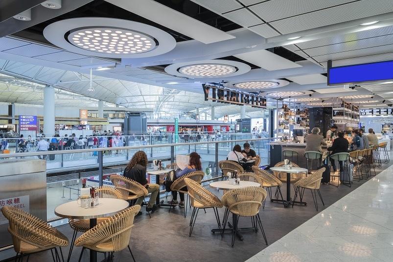 香港機場必食餐廳