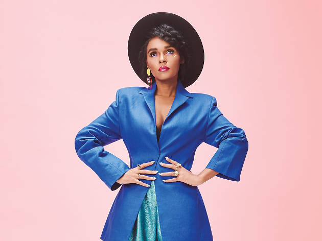 Interview: Janelle Monáe