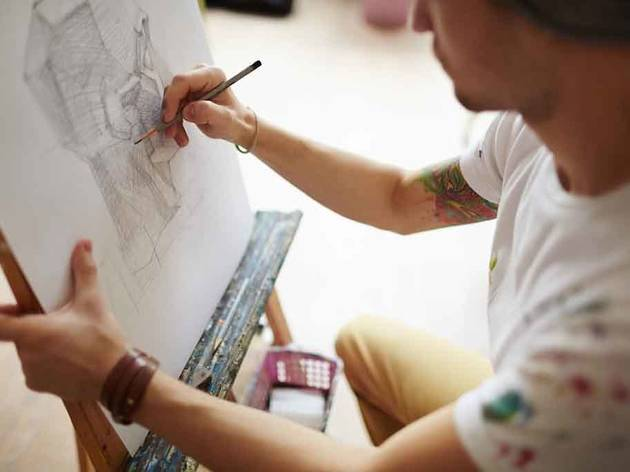 The best drawing classes in NYC